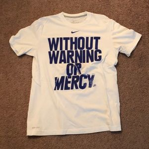 """Nike """"Without Warning or Mercy"""" T-Shirt"""
